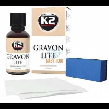 Ceramic wax K2 Gravon Lite Set 30ml for 12 months