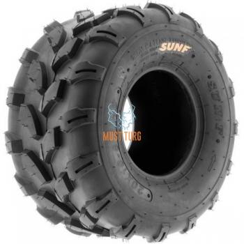ATV tire 18X7R8 28F 6PR Sunf A003 TL