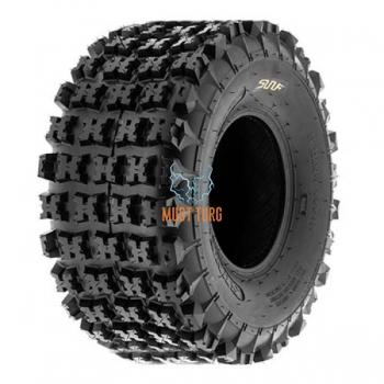 ATV tire 20X11R8 48J 6PK Sunf A027