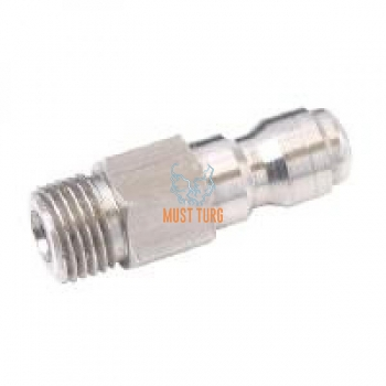 """Frother adapter 1/4 """"M QC"""