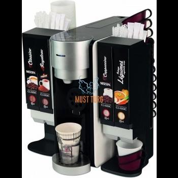 Coffee machine Hotdrink Xpress + Cupeo