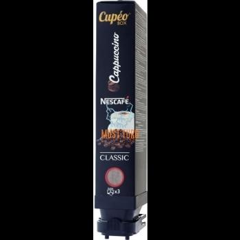 Drink cartridge coffee Nescafe Cappuccino Hotdrink Cupeo