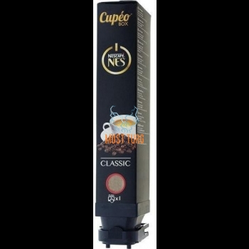 Drink cartridge coffee Nescafe Classico Nes Hotdrink Cupeo