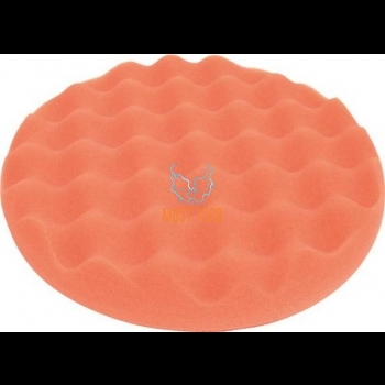 Polishing disc Förch 145mm orange honeycomb in medium strength pack 2pcs