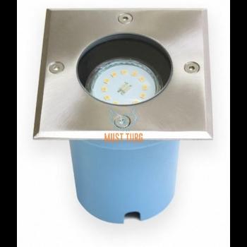 Terrace luminaire 230V max 50W GU10 108X108mm IP65 Kobi