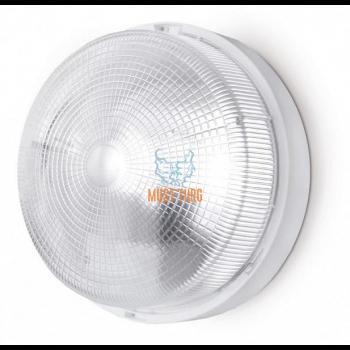 Plafon luminaire round 225mm 230V E27 max 100W IP44 Kobi