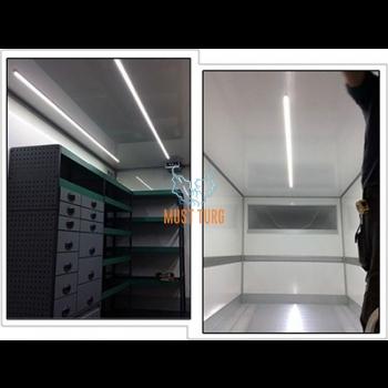 Interior light 22-30V 1500mm 22,5W 1980lm 4000K IP68
