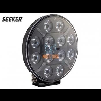 High beam SEEKER 7X 9-36V 60W 4000lm Ref. 30 X LED parking light CE R112 R7 R10 IP68
