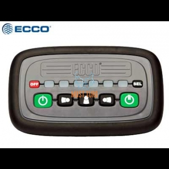 Control panel for ECCO panel flasher