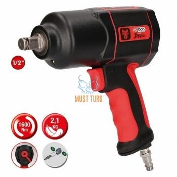 Impact wrench 1600Nm Max Devil KS Tools