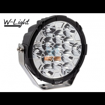 High beam led W-light Booster 9 140W 9-36V 11500lm Ref.30 R112 R10
