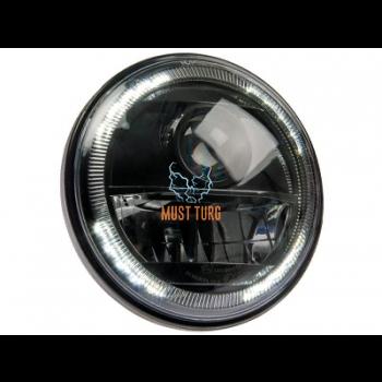Headlight high beam led 10-30V 15W / 15W Ref.12.5 ECE R10 R112 R7 R87 B5006