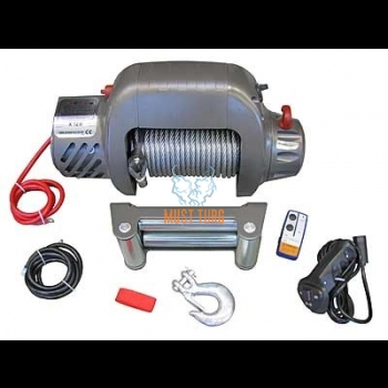 Electric winch 12V 5440kg cable 26m