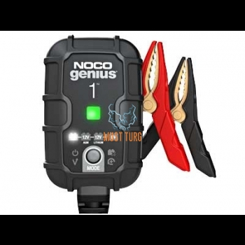 Battery charger Noco Genius1 1A 6V / 12V IP60