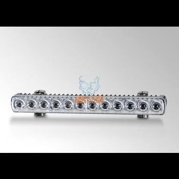 Kaugtuli Hella LightBar 350 plastik hoidikuga 12-24V 25W ref.20 ECE R10 R112