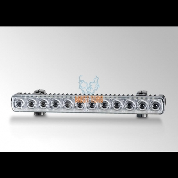 Kaugtuli Hella LightBar 350 plastik hoidikuga 12-24V 25W ref.30 ECE R10 R112