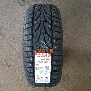 225 / 55R17 97T RoadX RXFrost WH12 studded tire