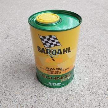Engine oil 5W30 Technos XFS 1L Bardahl 342040