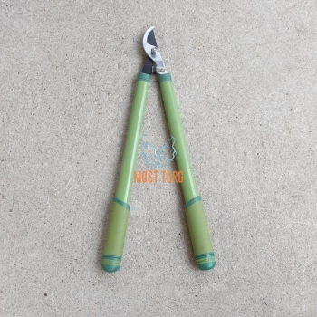 Branch cutter with telescopic arm