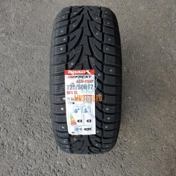 225/50R17 98H XL RoadX RXFrost WH12 studded