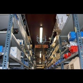 Led luminaire 230V 36W IP65 3600lm 4000K 1200x70x45mm Kobi