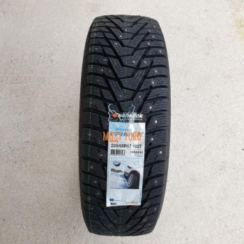 225/65R17 102T Hankook Winter i*Pike X W429A studded