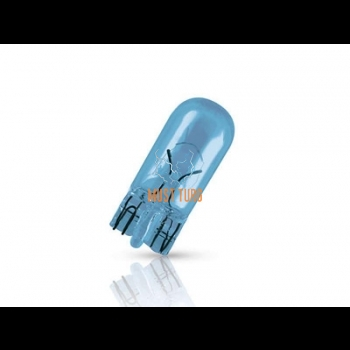Car bulb 5W T10 W2.1x9.5d Philips WhiteVision Xenon effect 2pcs