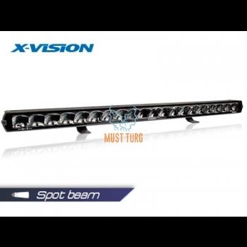 High beam X-Vision Genesis II 1300 Spot beam 9-36V ref.50 234W 14800lm 4700K