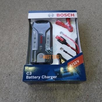 Battery charger Bosch C3 4A 6 / 12V