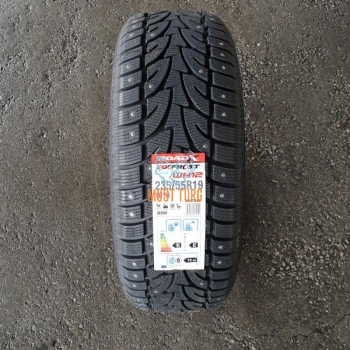 235/55R19 98H XL RoadX RXFrost WH12 studded tire