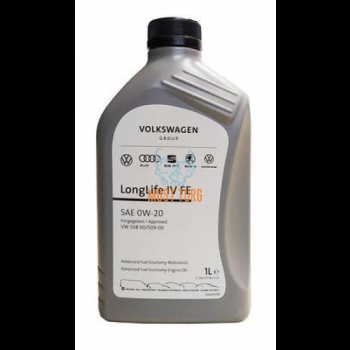 Engine oil for VW LongLife IV FE SAE 0W-20 1L GS60577M2