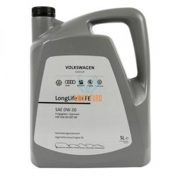 Engine oil for VW LongLife III FE SAE 0W-30 1L GS55545M4