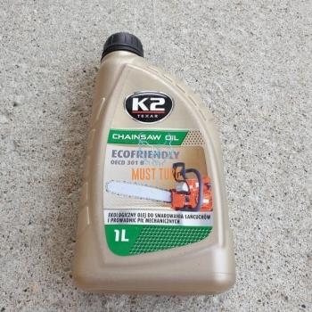 Chainsaw oil 2T EcoFriendly K2 OECD 301 B