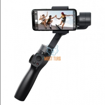 Baseus Bluetooth Selfie Stick  3-axis Stabilizer for Smartphone SUYT-0G