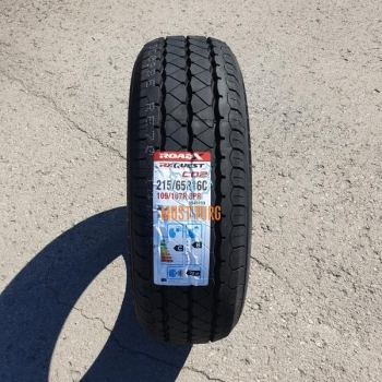 215/65R16C 109/107R RoadX RXquest C02