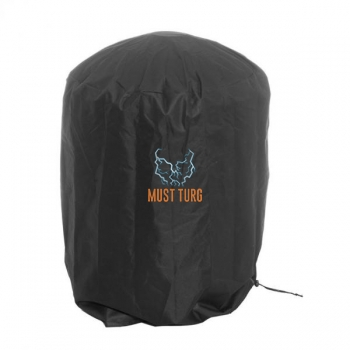 Grill cover for Komodo grills 500x300d color black
