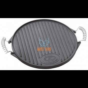 Cast iron grilling plate Outdoorchef 44.5 × 40.5 × 3cm