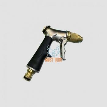 Metal watering gun
