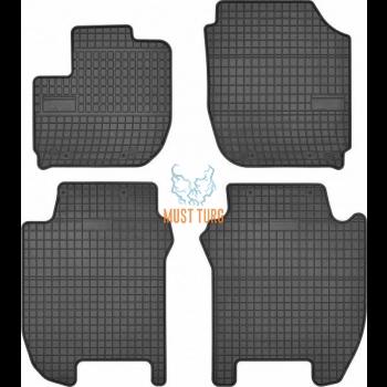 Rubber mats Honda Jazz IV 15-