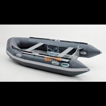 Inflatable boat Bush S-350 350x166cm load capacity 600kg
