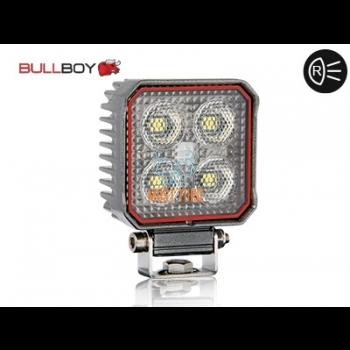 Work light Led 12-36V 24W 2200lm Bullboy