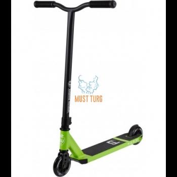 Trick scooter Longway Adam Pro green weight: 3750g