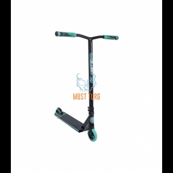 Trick scooter Lucky Crew Pro 2021 black green weight: 3100g