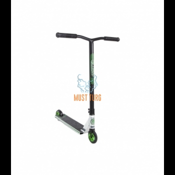 Trick scooter Lucky Crew Pro 2021 black silver weight: 3100g