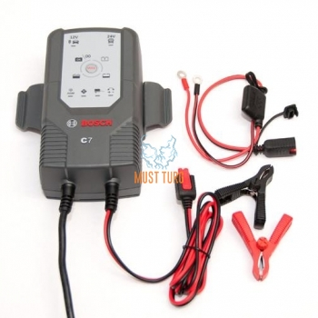 Akulaadija Bosch C7 7A 12/24V IP65