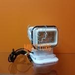Töötuli, otsingutuli, puldist juhitav, 12-24V LED 50W, 3200lm valge