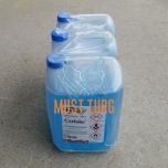 Klaasipesuvedelik lõhnatu -40°C 5L 3tk=15L Carlake