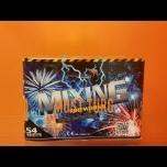 Ilutulestik Mixing Fireworks 54 lasku 30 cal III Kat