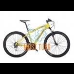 Jalgratas Bianchi Duel 27.2, 53cm kollane