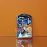 USB laadija 3 pesa, 12/24V, 4500 mA 5V